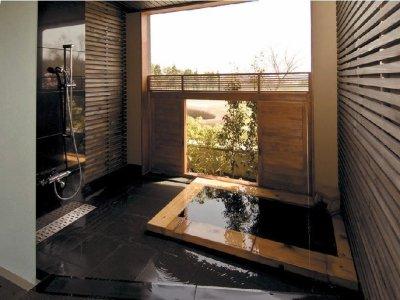 貸切風呂一例