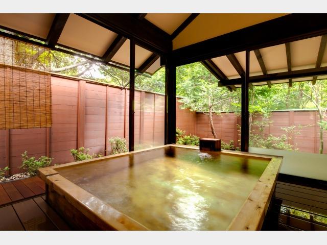 個室貸切露天風呂「鬼燈亭」イメージ