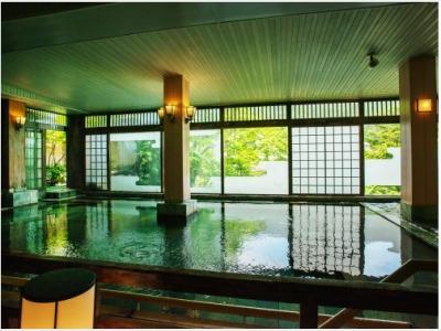 大浴場 大江戸浮世風呂