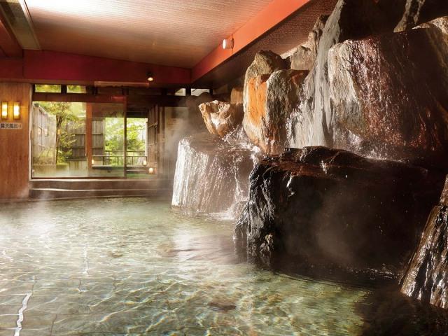 岩風呂大浴場「鶏頂の湯」(男性)