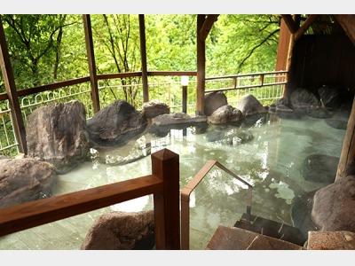 大江戸の湯 露天風呂