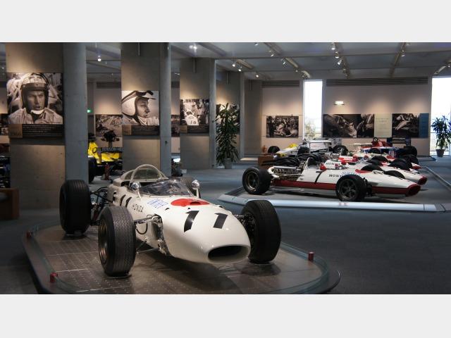 HONDA歴代レーシングマシンゾーン