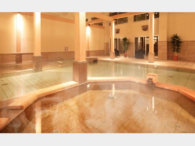 1階 名月の湯 大浴場