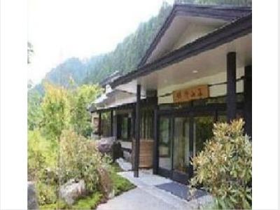 錦綉山荘の外観