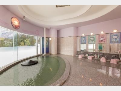 大浴場(メルヘンの湯)