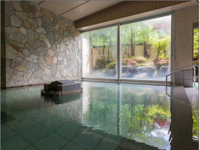岩船の湯 大浴場