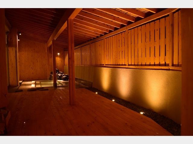 大浴場「弐の湯」外湯