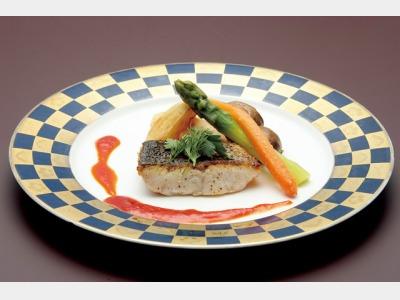 夕食イメージ(四季彩メイン魚)