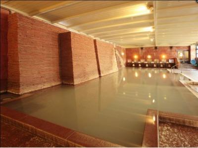 大浴場 石殿