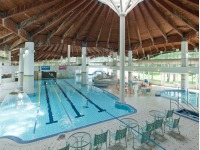 室内温水プール「テルメテルメ」