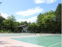 屋外スポーツ施設(テニスコート)
