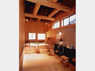 貸切風呂(円満の湯)