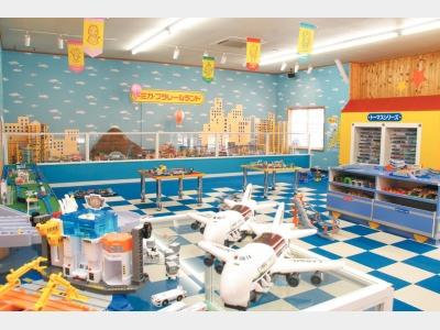 おもちゃ王国(プラレールランド)