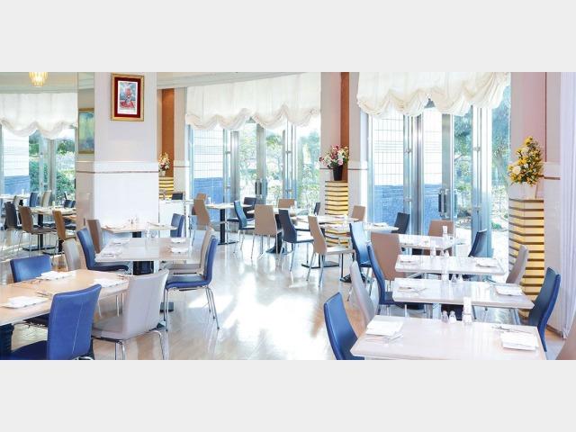 レストラン「ザ・テラス」イメージ