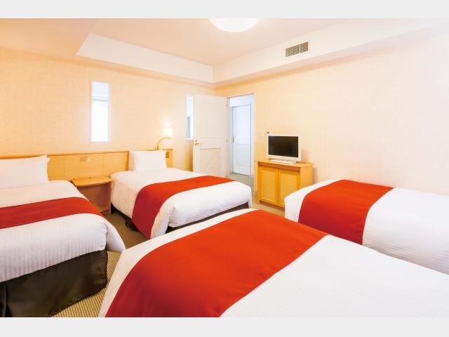 ファミリー6ベッドルーム一例