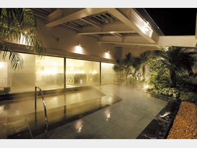 エミオンタワー大浴場