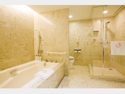 バスルーム(洋室)