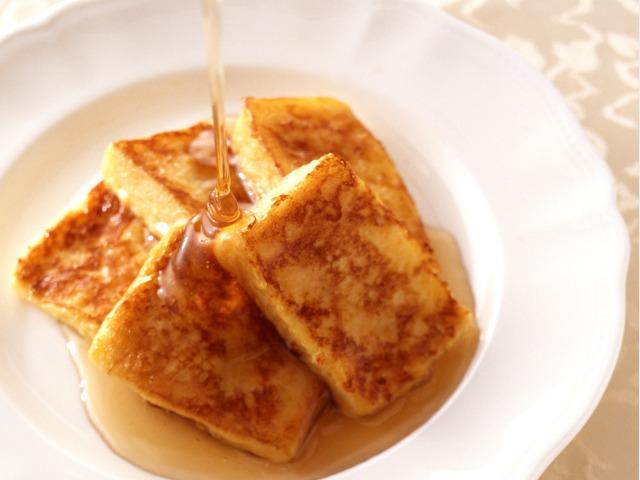 洋定食/フレンチトースト一例