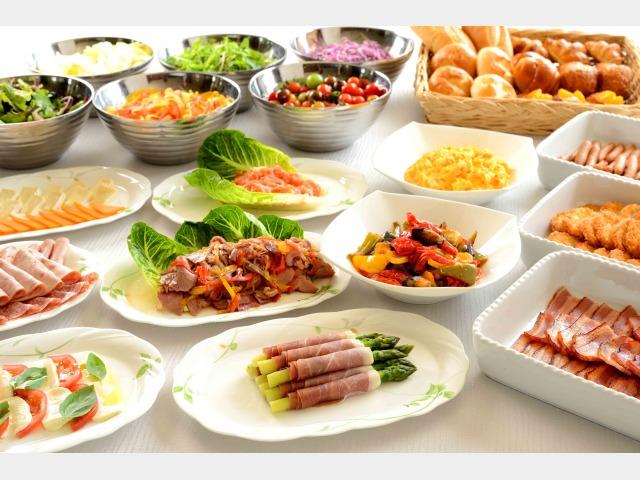 「コンフォートテラス」朝食イメージ