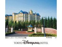 東京ディズニーランドホテル外観 LP01