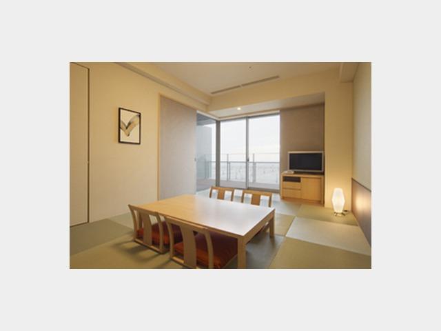 オーシャンビュー和室一例