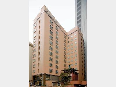 パールホテル八重洲