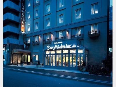 ホテルモントレラ・スールギンザ