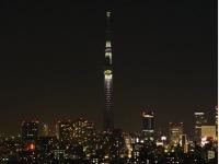 東京スカイツリー眺望