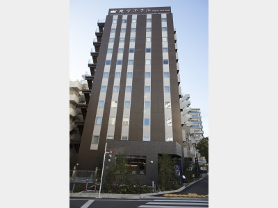 変なホテル東京 西葛西の外観