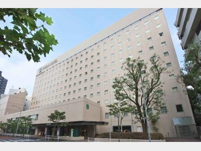 チサンホテル浜松町の外観