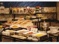 和洋ビュッフェ朝食(イメージ)