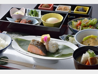 和朝食「みゆき」(イメージ)