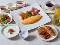 朝食 洋食セットメニュー オールデイダイニング「クロスダイン」