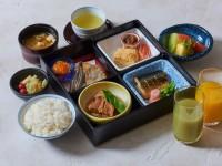 朝食 和食セットメニュー オールデイダイニング「クロスダイン」