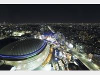 夜景(東京ドーム)