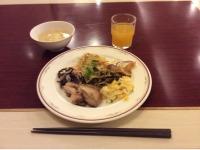 中華朝食(イメージ)