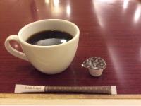 中華朝食バイキング コーヒーもご用意