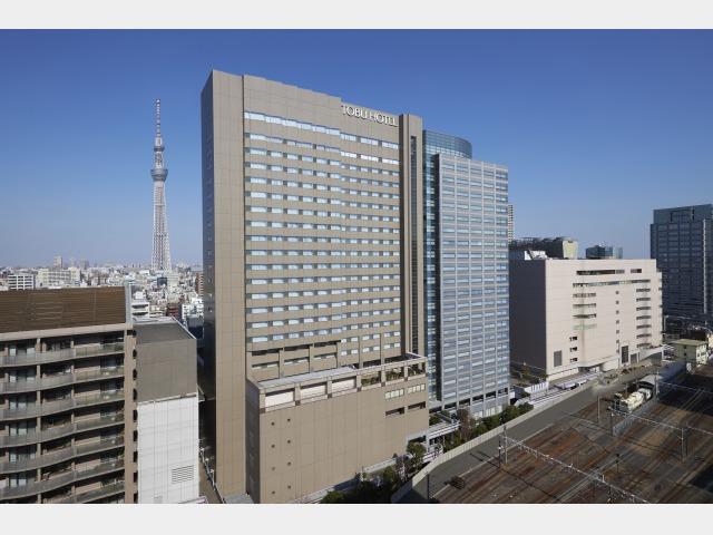 東武ホテルレバント東京(東京都...