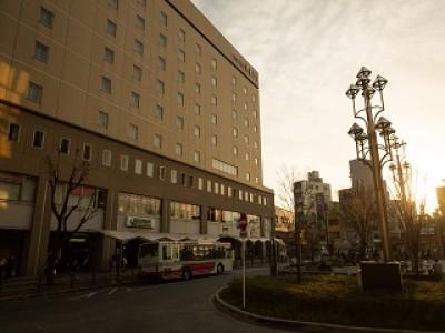 JR東日本ホテルメッツ 高円寺