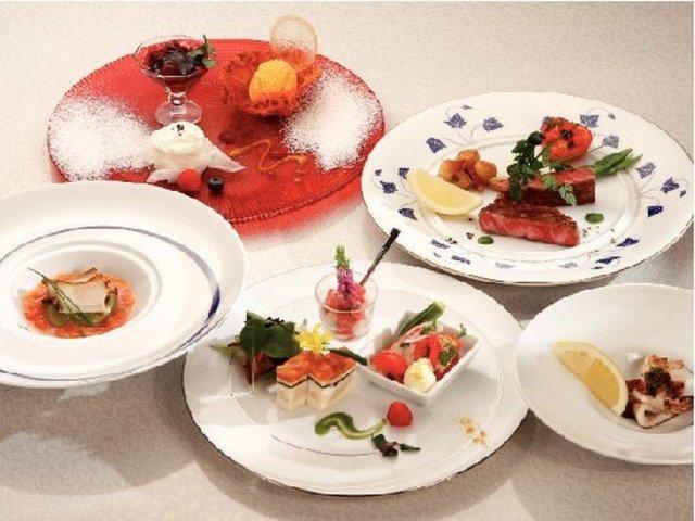 夕食イメージ(フレンチジャポネ)