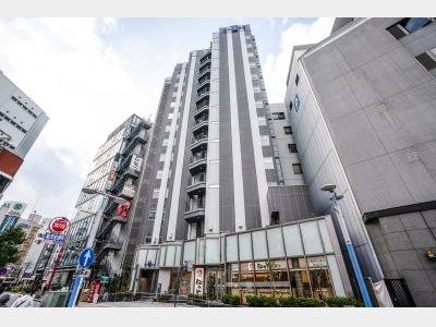 ホテルユニゾ横浜駅西の外観