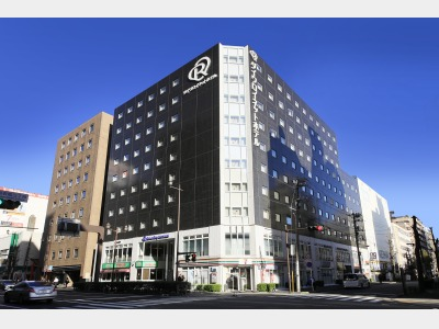 ダイワロイネットホテル横浜関内の外観