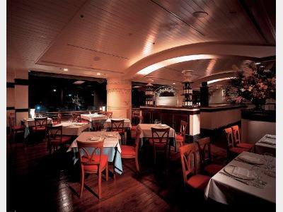 レストラン「サバティーニ」