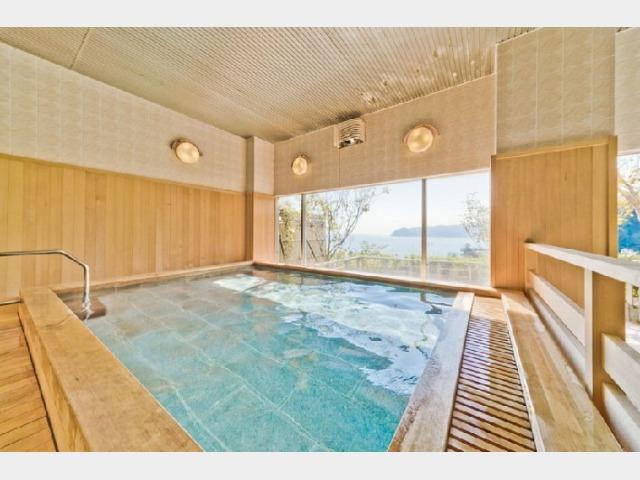 内風呂(桜の湯)