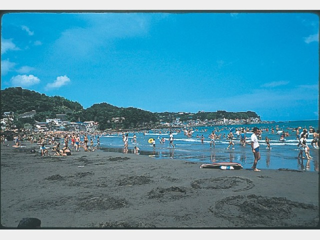 今井浜海水浴場イメージ