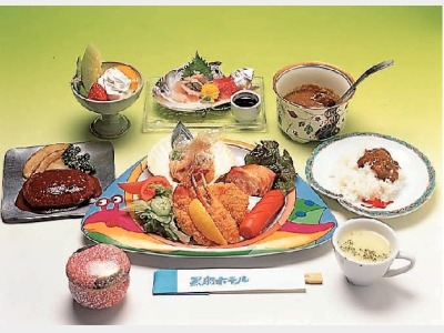 夕食一例(こどもB)