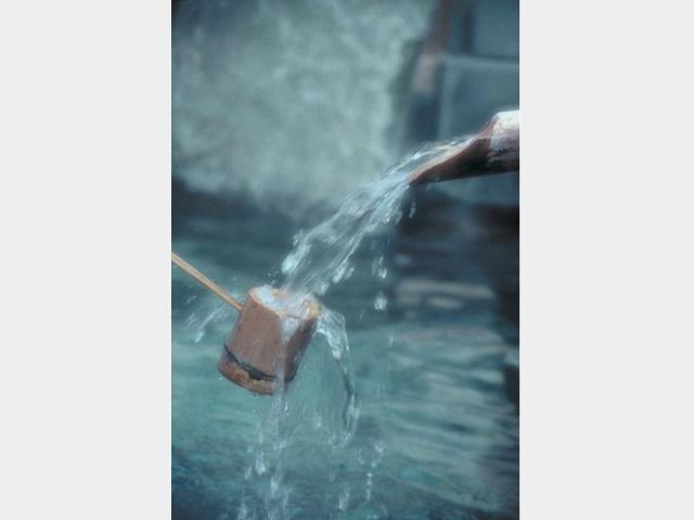 飲泉イメージ