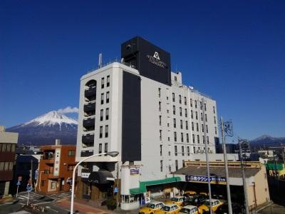 富士宮富士急ホテルの外観