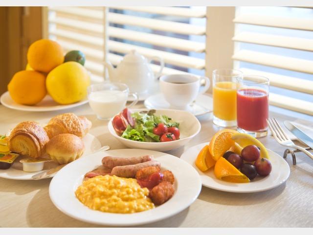 朝食バイキングイメージ(和洋ブッフ)