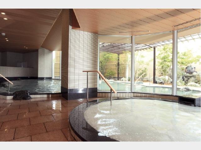大浴場(石景の湯)